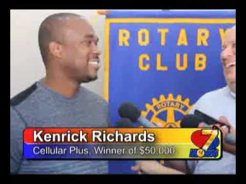 Rotary's Rewarding Raffle