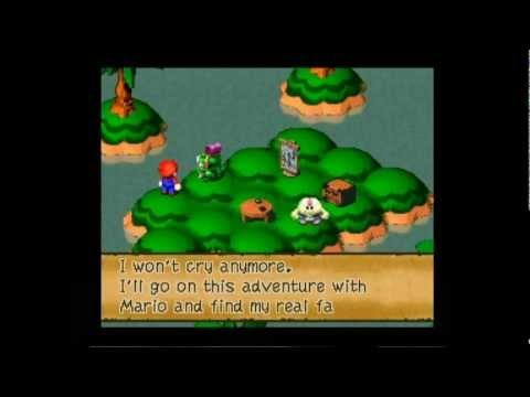 Let's Play Super Mario RPG: Legend of the Seven Stars - Part 7 (Midas River and Tadpole Pond)