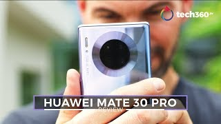 Huawei Mate 30 Pro Review: Pushing Through the Ban & Blacklist