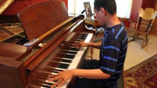 Metallica The Unforgiven 2 Played By Kuha O A Blind Piano Prodigy After Hearing Song Twice
