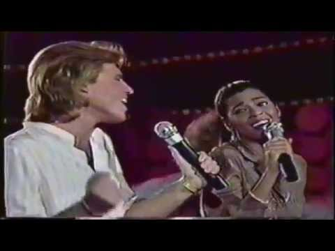 Andy Gibb and Irene Cara - Don't Go Breaking My Heart