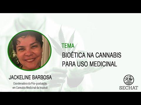 """Bioética na Cannabis para uso Medicinal"" - Com Jackeline Barbosa"