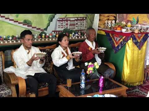 Mr. Kalsang Tashi(Army) Weds Miss Kunchok Tsomo(Nurse) part2