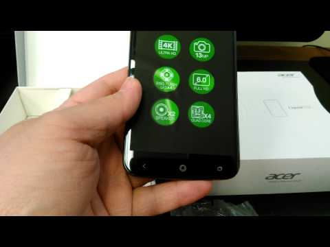 ACER LIQUID S2 S520 Unboxing Video - CELLPHONE in Stock at www.welectronics.com