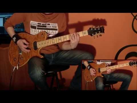 Allen & Lande - ''Come and Dream With Me'' (Rhythm guitar cover)