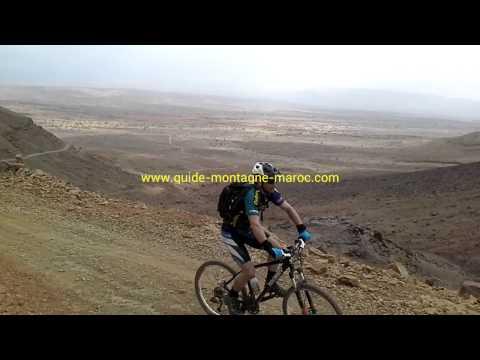 Sud Marocain en Vtt