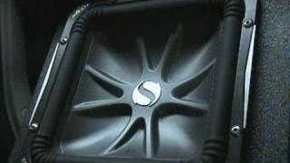 Bass test for  subwoofer very loud