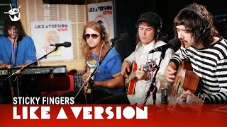 Sticky Fingers - Rum Rage (live on triple j)
