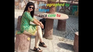Super model Tanya | luka chuppi | coca cola tu | neha kakkar | tony kakkar |kartik Aryan
