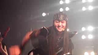 BABYMETAL - Elevator Girl Moa Focus ! (US Tour 2018)