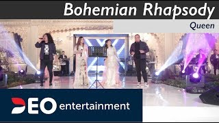 bohemian rhapsody queen cover by deo entertainment all star gpi ke 8 2018