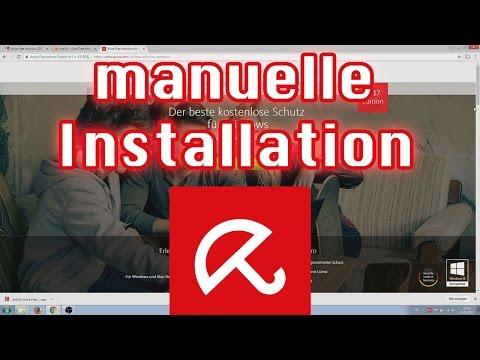 Avira Offline Installieren - Kompletter Download (Avira Antivirus)