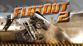 FlatOut 2 Gameplay (HD)