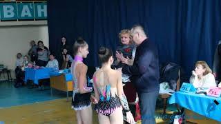 Чемпионат ДНР по художественной гимнастике в Горловке