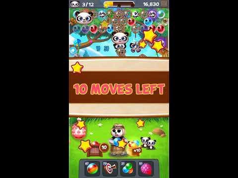 Panda Pop Level 1554