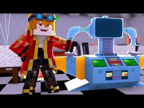 Minecraft : MAQUINA DE TROCA - Professor Pokemon #8 ‹ MayconLorenz ›