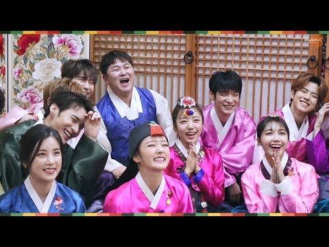 • THAISUB • PlanA Family | Happy New Year 2018 + Behind the scene