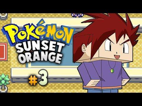 Pokemon Sunset Orange - Part 3
