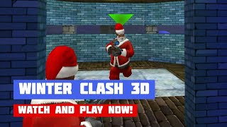 Winter Clash 3D · Game · Gameplay