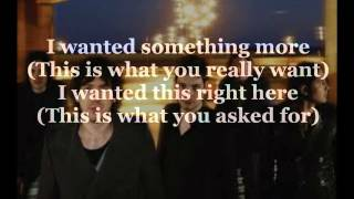 Snow Patrol - I Won't Let You Go (Official) LYRICS