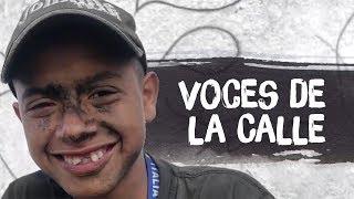 """""""Salir de la calle""""  - Voces de la Calle"""