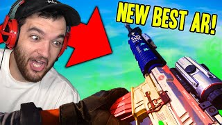 NEW AMERICAN AR IS THE BEST GUN!!! (Modern Warfare Warzone)
