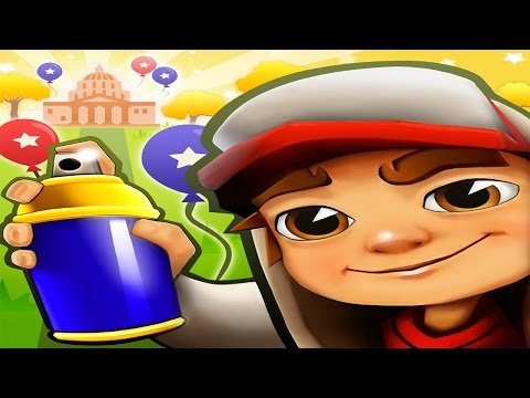 Subway Surfers Washington Android Gameplay #6