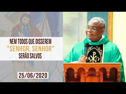 A confissão nos reconcilia com Deus - Padre José Augusto (02/12/19) from YouTube · Duration:  20 minutes 19 seconds