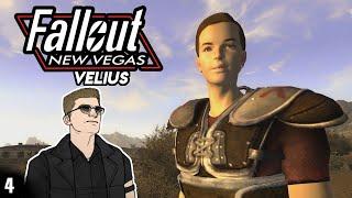 Fallout New Vegas - Searchlight Sabotage