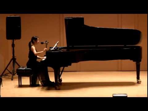 Frederic Rzewski: De Profundis (for speaking pianist)