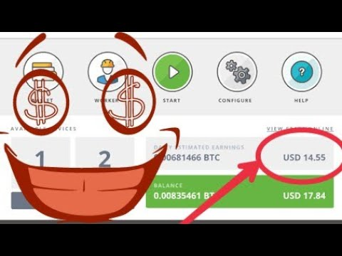 How Much Money I Make With GTX 1050 Mining On Nicehash DAILY Profit 2018
