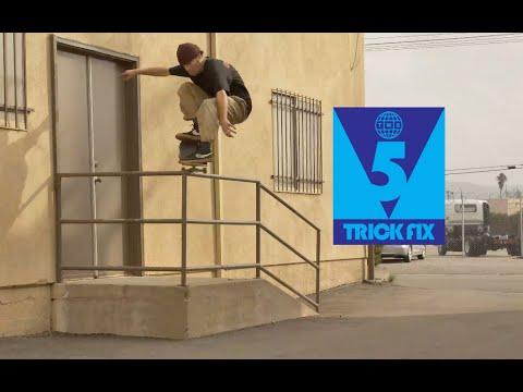 5 Trick Fix | NateGreenwood | Transworld Skateboarding
