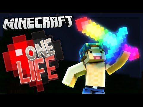 MY NEW RAINBOWRIFFIC SWORD! | One Life SMP #39