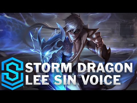 Voice - Storm Dragon Lee Sin [SUBBED] - English