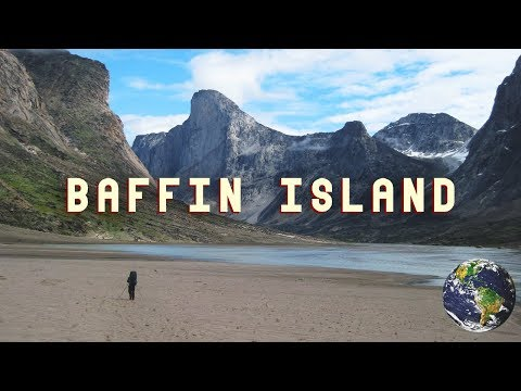 The Largest Island In Canada - Baffin Island