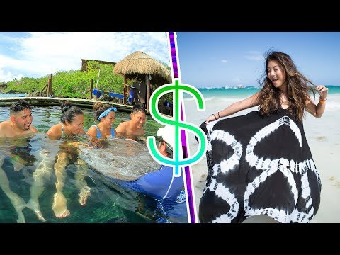 CANCUN & TULUM 2017 - How much it cost for a 6 day trip 🚀