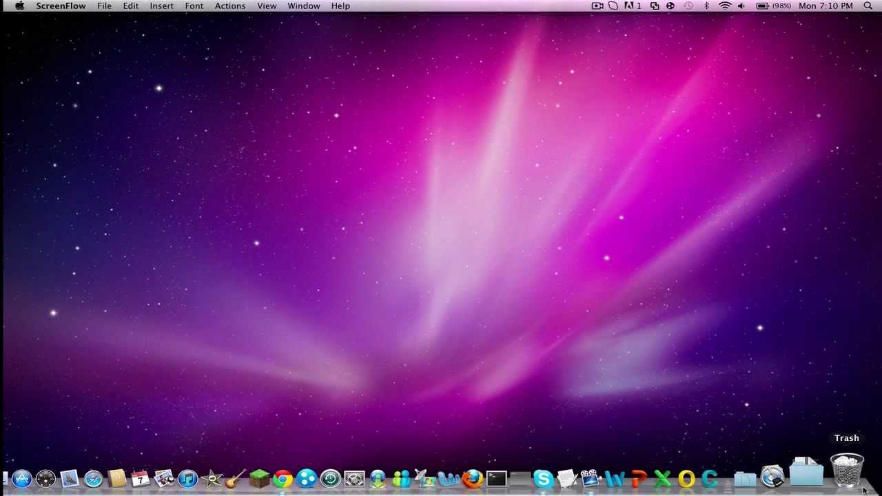 how to send photos from mac to iphone mac tutorial how to hide the dock bar hd 21001