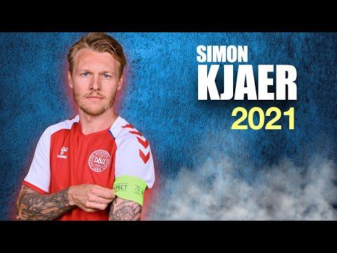 Simon Kjaer ► LEADERSHIP - 2021   HD