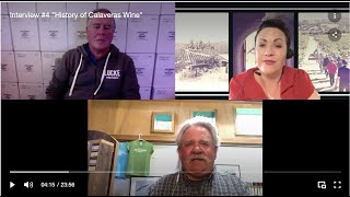 CWA History of Calaveras Wine Interview #4