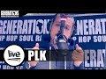 PLK - Yeux (Live des studios de Generations)