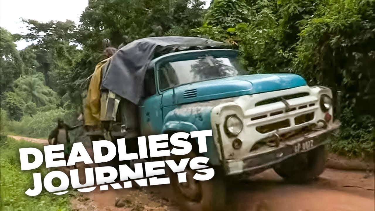 Deadliest Journeys - Guinea: The Land Of The Forgotten