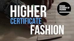 Design Academy Of Fashion Youtube