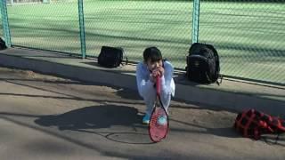 2017/02/19 、神宮外苑にて行われた~親子でテニス~イベントにて 撮影...