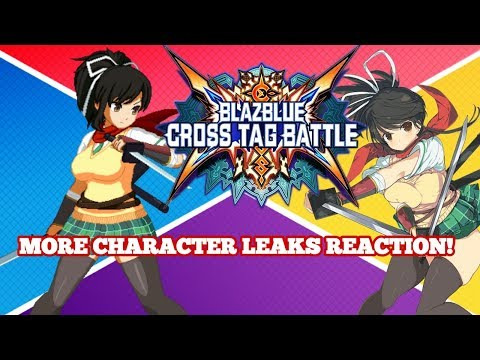 BBTAG - MORE CHARACTERS LEAKED REACTION! |