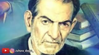 MəhəmmədHüseyn Şəhriyar-Bu dünya fanidir fani..