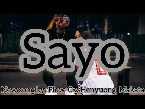Sayo - new 2020 song (By:Flow-G) Lyrics