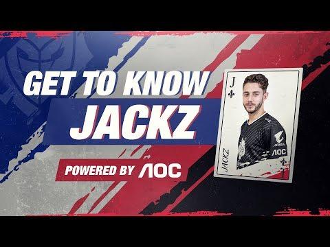 Get to Know: JaCkz  G2 CS:GO
