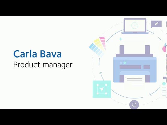 Impresión e identificación - Carla Bava