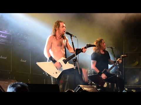 AIRBOURNE - You Wreck Me (TOM PETTY Cover)