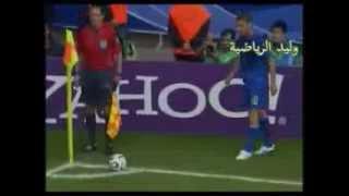 جميع أهداف منتخب أيطاليا في كاس العالم 2006 م